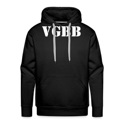 VGBB - Sweat-shirt à capuche Premium pour hommes