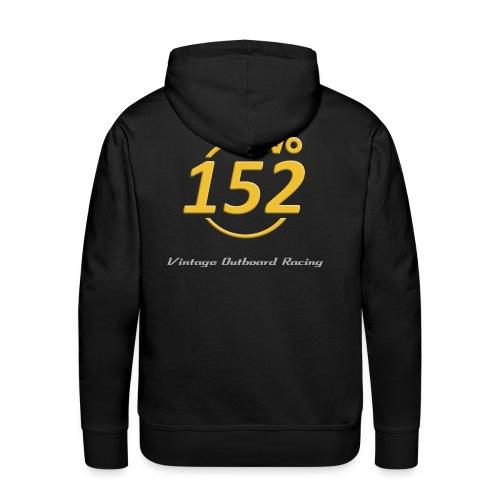 152VO Klassenzeichen sunset - Männer Premium Hoodie