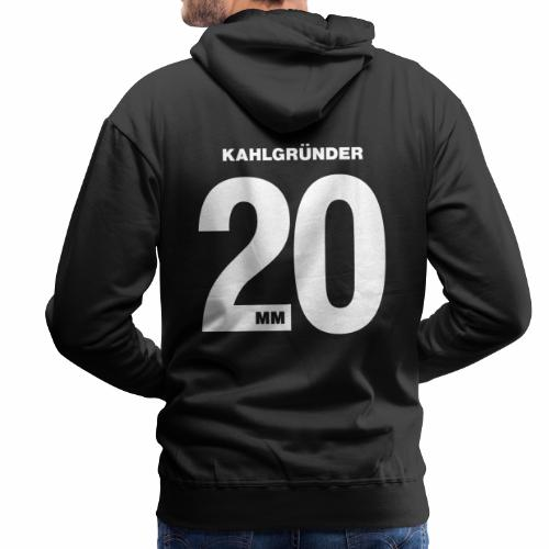 Kahlgruender 2020 - Männer Premium Hoodie