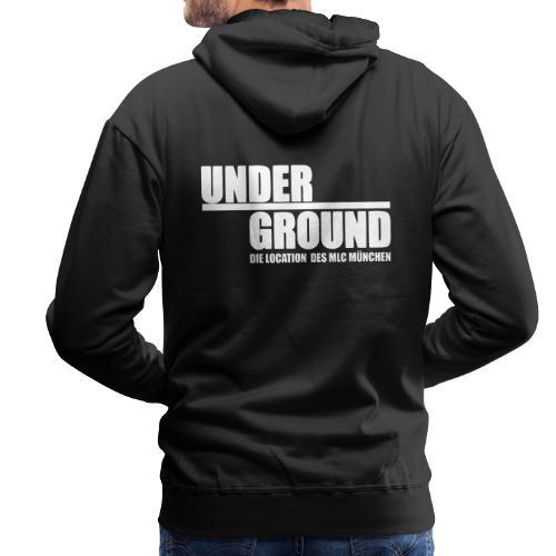 MLC UnderGround - Männer Premium Hoodie