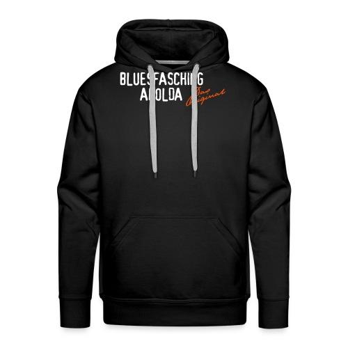bluesdas original - Männer Premium Hoodie