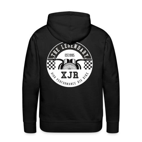 XJR Motorrad Motiv - Männer Premium Hoodie