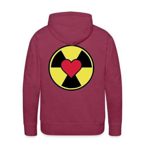 Nuclearlove - Miesten premium-huppari