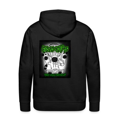 PsychoDad - AreYouReady - Miesten premium-huppari