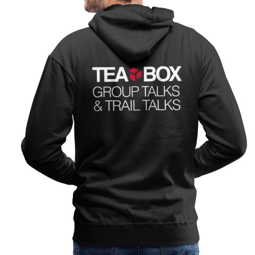 Logo Tea Box - Men's Premium Hoodie