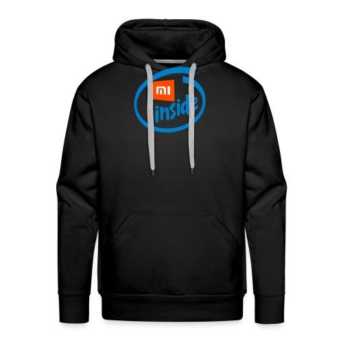 MI_inside-Banner - Männer Premium Hoodie