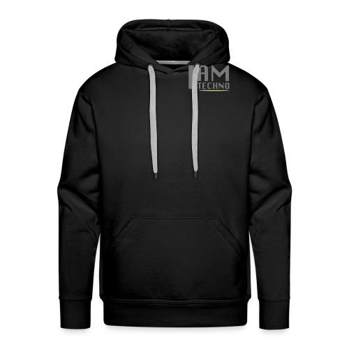iamtechno3 - Herre Premium hættetrøje