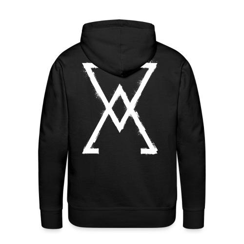 symbol arsenic 1 - Men's Premium Hoodie