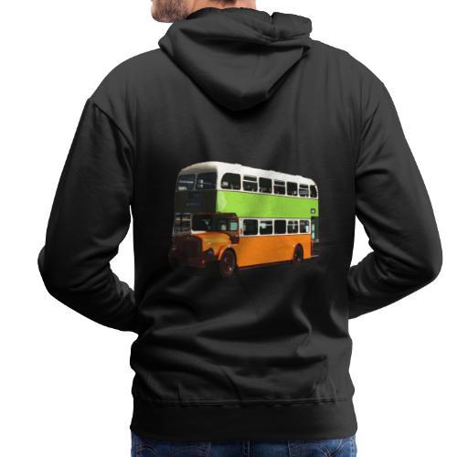 Glasgow Corporation Bus - Men's Premium Hoodie