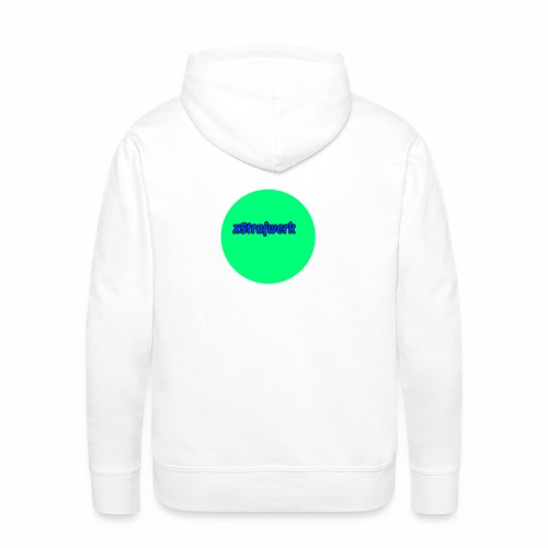Design xStrafwerk - Mannen Premium hoodie