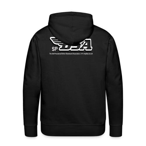 British Skateboarding Association - Men's Premium Hoodie