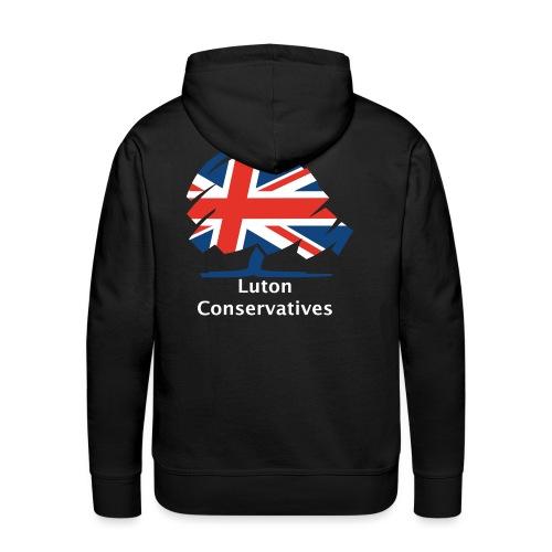 Luton Conservatives - Men's Premium Hoodie