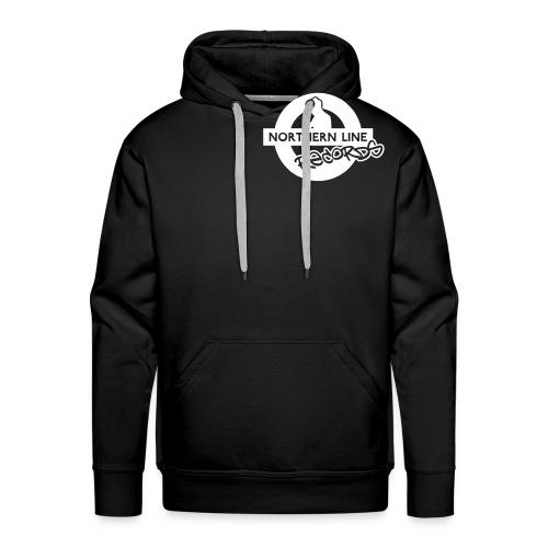 LARGE NLR LOGO - Men's Premium Hoodie