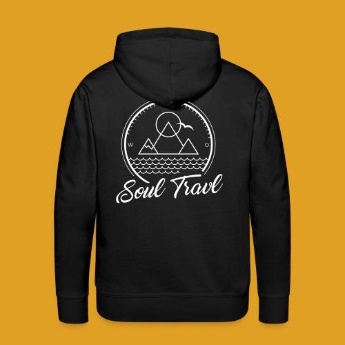 SoulTravl - Männer Premium Hoodie