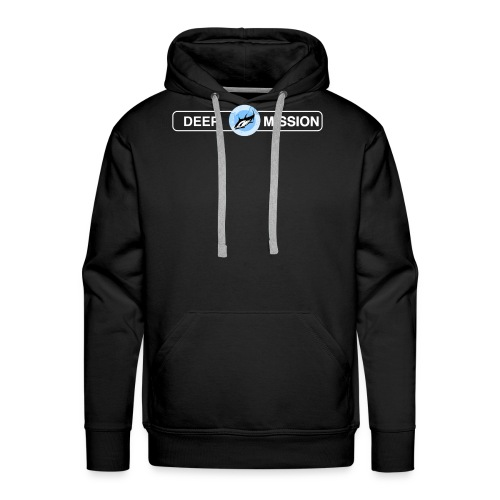 Deep Mission Logo - Men's Premium Hoodie