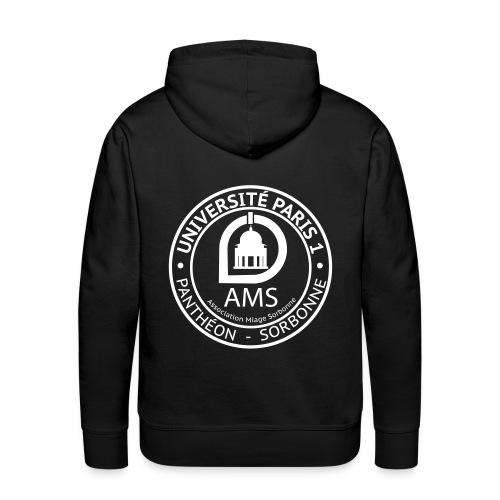 petit - Sweat-shirt à capuche Premium pour hommes
