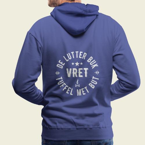De Lutter buk - Mannen Premium hoodie