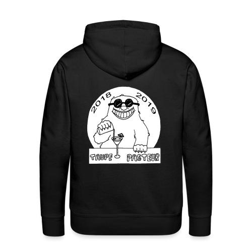 Logo Buro SWEAT - Sweat-shirt à capuche Premium pour hommes