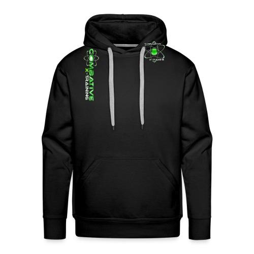 LOGO2016 green2 png - Männer Premium Hoodie