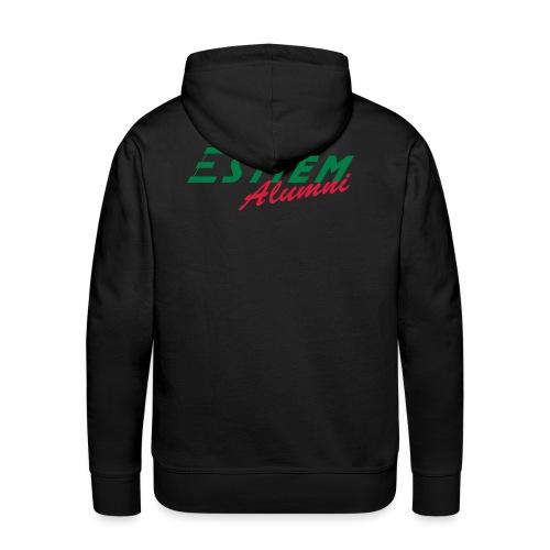 estiem alumni logo - Men's Premium Hoodie