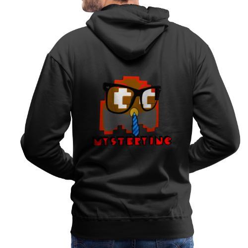 MacMan MysteryINC - Men's Premium Hoodie