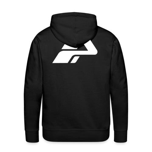 powderforce p - Männer Premium Hoodie