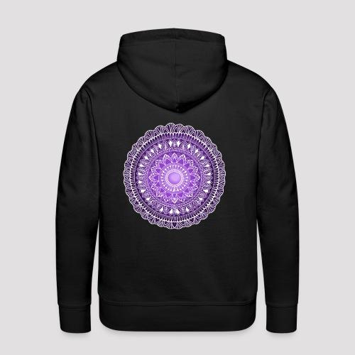 Mandala - Männer Premium Hoodie
