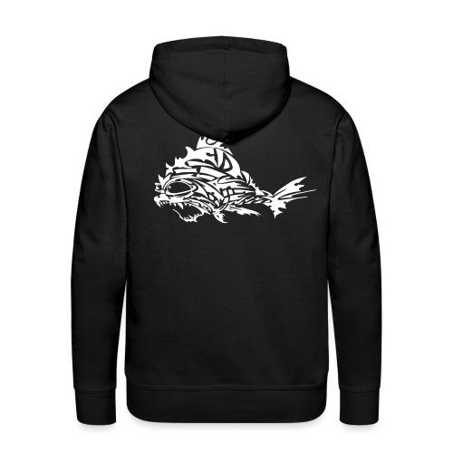 The Furious Fish - Men's Premium Hoodie