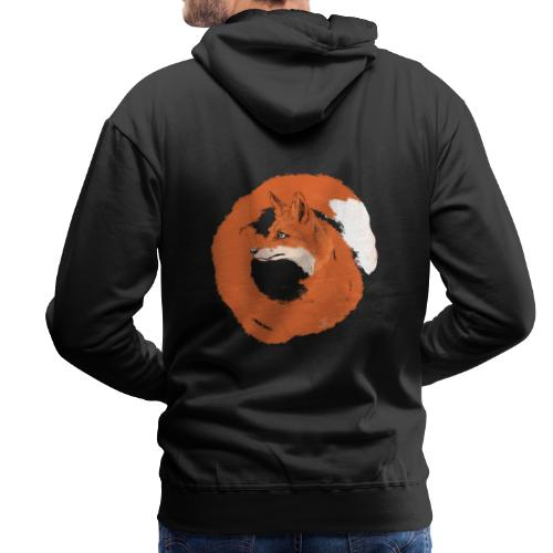 Fox - Männer Premium Hoodie