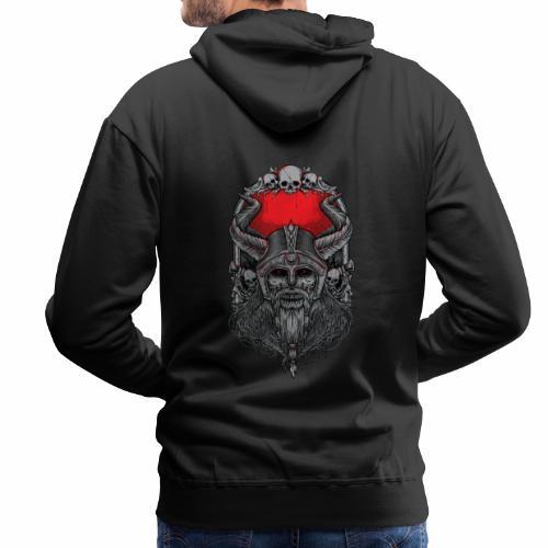 Viking - Miesten premium-huppari