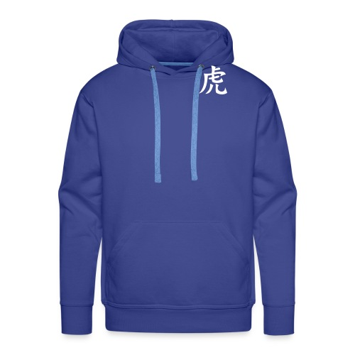 tora kanji - Men's Premium Hoodie