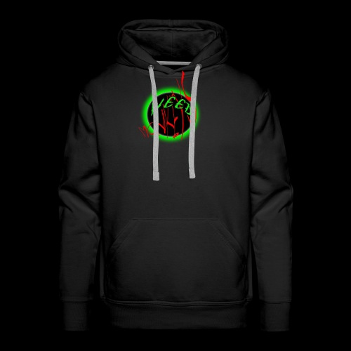Weed Monkeys Logo - Men's Premium Hoodie