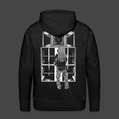 Tekno 23 Système - Sweat-shirt à capuche Premium pour hommes