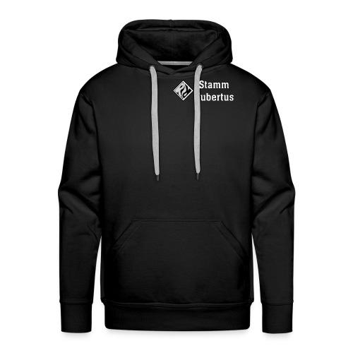 Hirsch Raute V2 - Männer Premium Hoodie