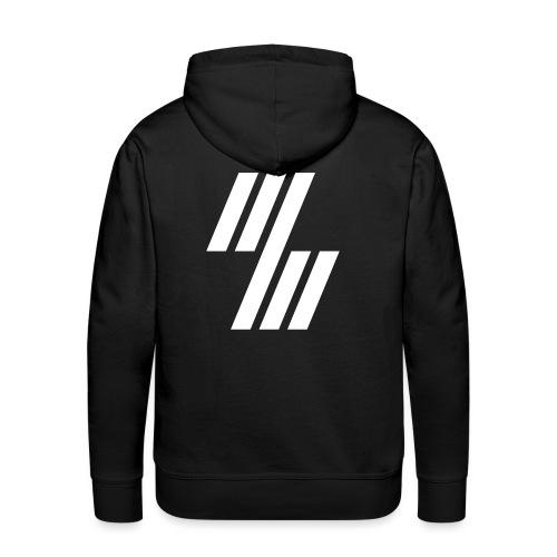 Zeptuno logo - Men's Premium Hoodie