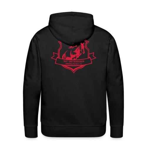 logo_rfv_hsf - Männer Premium Hoodie