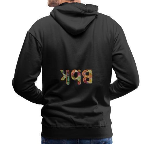 Bbk Dos - Sweat-shirt à capuche Premium pour hommes