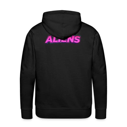 WERE ALIENS - Mannen Premium hoodie