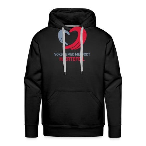 VMH__spreadshirt - Premium hettegenser for menn