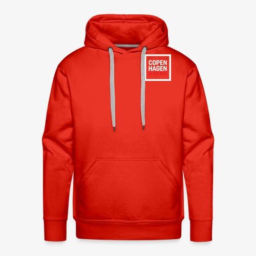 Copenhagen Fetish Men Jacket - Herre Premium hættetrøje