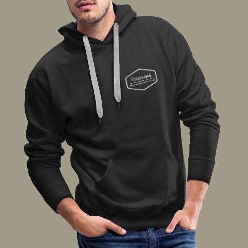 FJ Logo HighRes Spreadshi - Männer Premium Hoodie