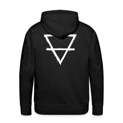 symbol earth 1 - Männer Premium Hoodie