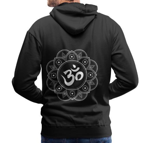 Om Mandala - Men's Premium Hoodie