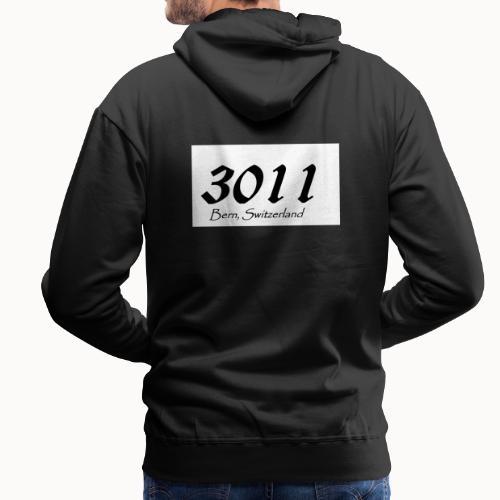 3011 standart Shirt und Hoodie - Männer Premium Hoodie
