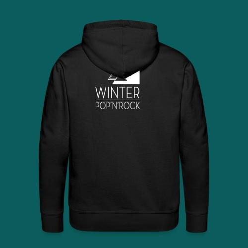 Logo transparent png - Sweat-shirt à capuche Premium pour hommes
