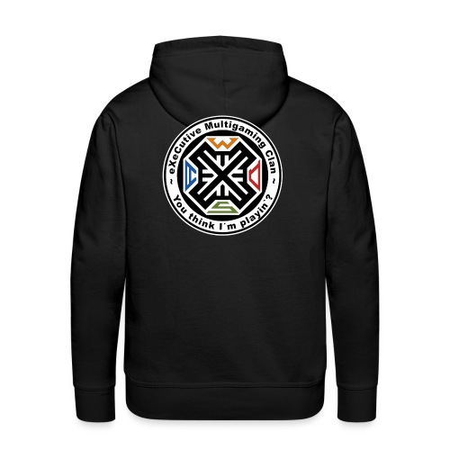 Executive-Clan-Wear - Männer Premium Hoodie
