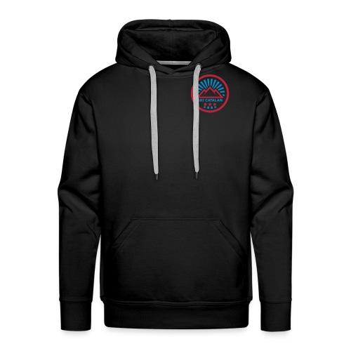 SKI CATALAN - Sweat-shirt à capuche Premium pour hommes