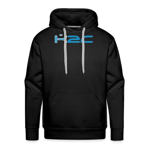 K2C sound6tem - Sweat-shirt à capuche Premium pour hommes