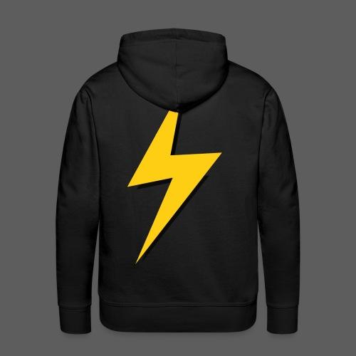 Lighningbolt - Mannen Premium hoodie