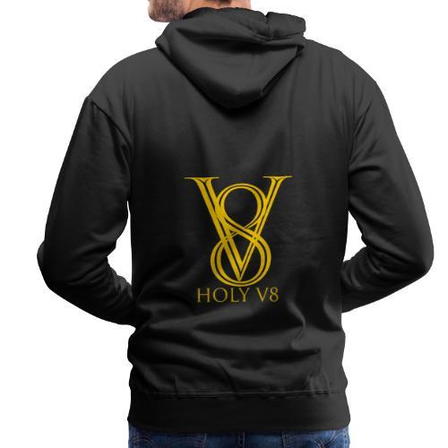 Holy V8 - Männer Premium Hoodie
